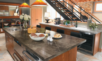 Affordable countertops made of formica