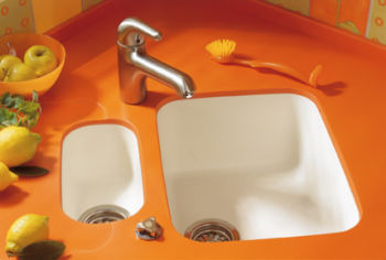 Undermounted Sinks by Hyvaco